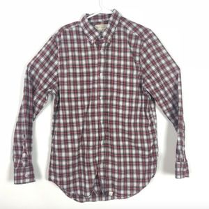 Other - FIve Four Shirt Flannel Long Sleeve Button Down